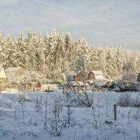 Рождественка :: Mikhail .