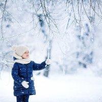 Снегопад :: Елена Рябчевская