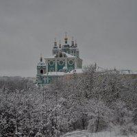 Успенский Собор,Смоленск :: Aleksandr Ivanov67 Иванов