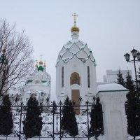 Храм Святой Троицы в Йошкар - Оле :: лоретта