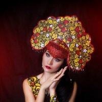 хохлома :: Вилена Романова