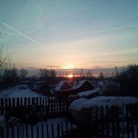 закат :: alpman виктор