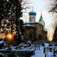 Церковь св. Иова Многострадального в г. Тихвине :: Сергей Кочнев
