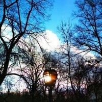 Сонце в ліхтарі.Сонце в фонаре.Sun in the luntern. :: Володимир Столяр
