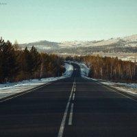 дорога :: Катя Медведева