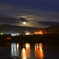 Лунная ночь... :: Витас Бенета