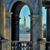 В Мраморном очаровании... :: Sergey Gordoff
