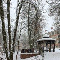 Тихое местечко для  мечтаний.. :: Наталья Соколова