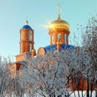 Мороз и солнце... :: Лариса Корсакова