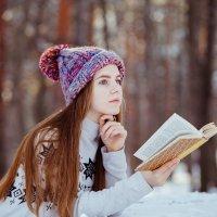 В зимнем парке :: Светлана Корнеева