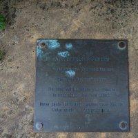 Надпись к солнечным часам в г. Порт Санлайт, Великобритания :: Андрей ТOMА©