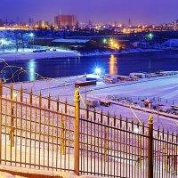 Вечерняя Ангара :: Анатолий Иргл