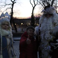 Новый год :: Faina Popova