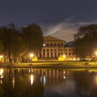 Вечер в парке :: bajguz igor