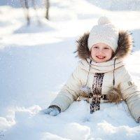 В снегу! :: Елена Рябчевская