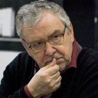 Борис Дубин, социолог. Москва. :: Игорь Олегович Кравченко