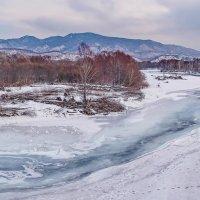 река Сучан, Партизанский район, Приморский край :: Эдуард Куклин