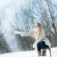Зимняя прогулка :: Горелов Дмитрий