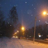 Ночная дорога :: Smit Maikl