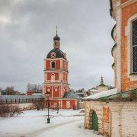 Колокольня с Богоявленской церковью :: Константин