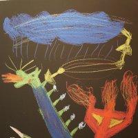 Рисуют дети ... :: Алёна Савина