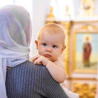 Крещение Ульяны :: Алина Меркурьева