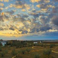 вышел на балкон и увидел небо... :: Андрей Козлов