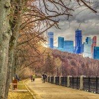 Городской пейзаж :: Дмитрий Ветчинин