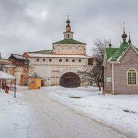 Горицкий монастырь :: Константин