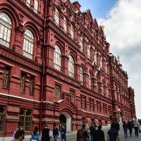 Москва :: Никита Санов