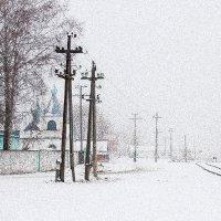 Зимний каприз. :: Victor