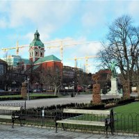 Стокгольм Королевский сад Kungsträdgården :: Swetlana V