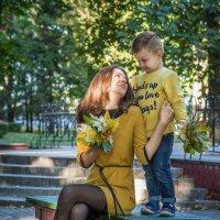 Мама и сын. :: Сергей Степанов