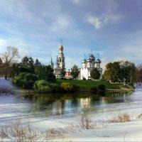 Нарисую лето посреди зимы :: Юрий Григорьевич Лозовой