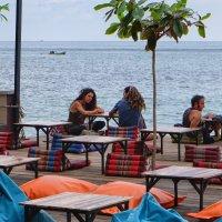 прибрежное кафе :: Dmitry i Mary S
