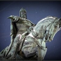 Здесь будет город заложён... :: Сергей Ключарёв
