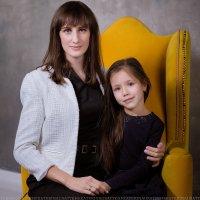 Анна и Даша :: Ekaterina Usatykh
