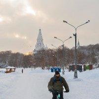 На юг и на запад, и снова на юг :: Ирина Данилова