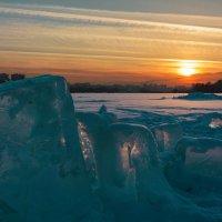 Душа льда :: Александр Шацких