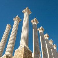 Кордова, остатки римского храма :: Владимир Брагилевский
