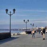 Самарская набережная :: Olga F