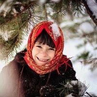 Зимняя Женечка :: Julia Novik