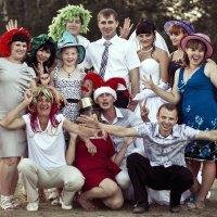 Веселая компания :: Дмитрий Алексеев