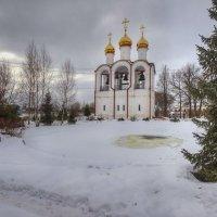 Никольский монастырь :: Константин