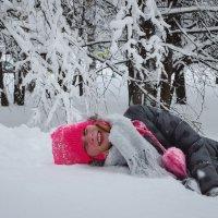 русская зима :: Настасья