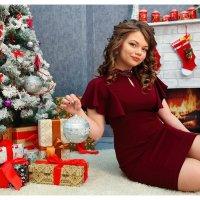 Новогодняя :: Юлия