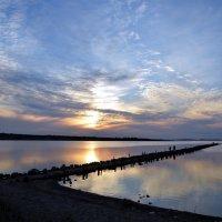 Вечер на озере :: Ольга Голубева
