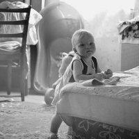 Малыш в деревне :: Ярослава