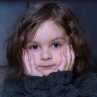 Портрет дочери :: Лана Маргарити