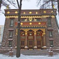 Буддийский храм. :: Senior Веселков Петр